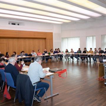 Seminario emprendedores y fomento del empleo en Alemania